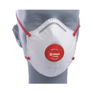 Venus 12096 White CVN95-FPP2 Universal Series Respirators (Pack of 15)