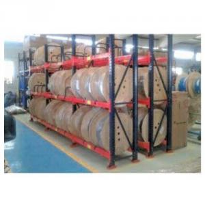 Metafold Mild Steel Spool Storage Rack, Load Capacity: 500 kg to 2.5 Ton