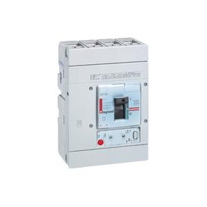 Legrand 400A DRX³ 630 MCCBs Electronic Release S2, 4220 63