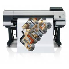 Canon iPF831 Large Format Printer with Stand