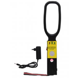 Safies PMS Pilot Hand Held Metal Detector with Charger
