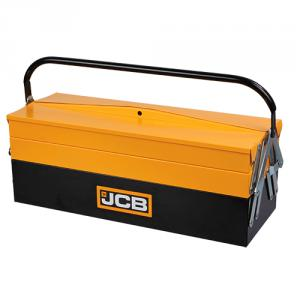 JCB 5 Tray Cantilever Tool Box, 22025008