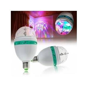 Evergreen 5W 360 Degree Rotating Diwali LED Bulbs (Pack of 2)