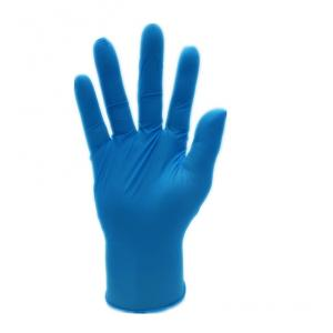Safety Zone Blue Nitrile Hand Gloves, SZ-BLU-203 (Pack of 100)