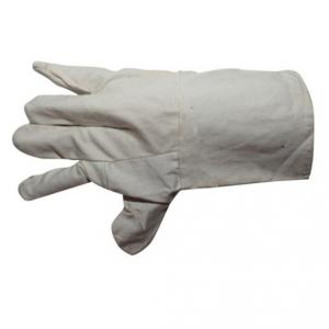 Siddhivinayak 12 Inch Cotton Hand Gloves (Pack of 100)