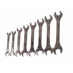 Tata Agrico Double Open End Spanner Set, SPD013