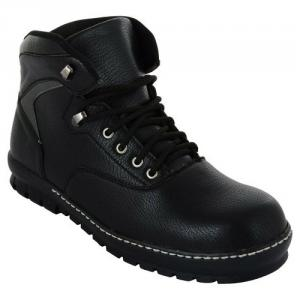 Da-Dhichi RA-08 Steel Toe Black Safety Boots, Size: 6