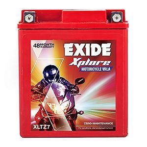Exide 6 Ah Xplore Battery, FXL0-XLTZ7