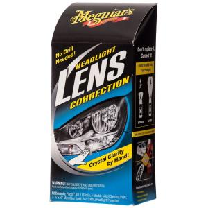 Meguiar's G3700 Headlight Lens Correction Kit