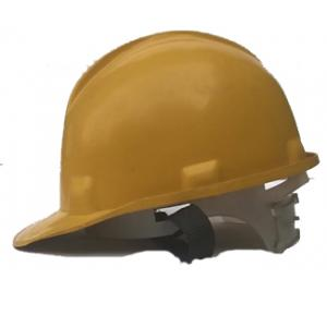 Safari Pro SPLH01 Shreejee Yellow Labour Helmet