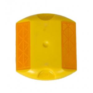 KT Yellow Stud with Yellow Reflector (Pack of 10)