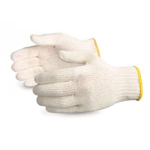 Superior Knitted Safety Hand Gloves (Pack of 12)