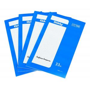 Oddy 1/8in Conference Pad Economic, CCE3310 (Pack of 66)