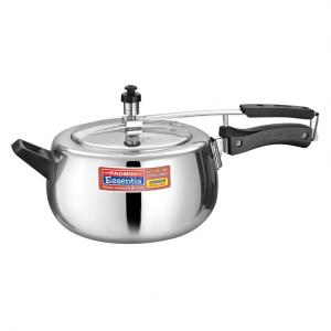 Padmini Essentia 3 Litre Induction Base Pressure Cooker, Bold 3L
