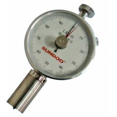 Sundoo LXB-D Pointer Rubber & Plastic Shore Double Durometer