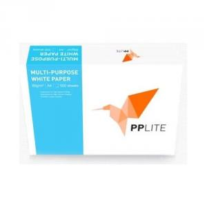 PP Lite 75GSM 500 Sheets A4 Size Office Paper (Pack of 5)