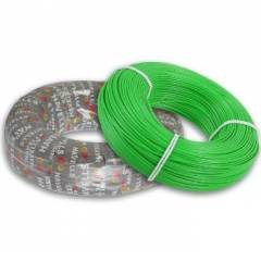 Havells 50 Sq mm Life Line S3 FR Green Cable, WHFFDNGB1050, Length: 100 m