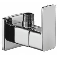 Drizzle Cubix Brass Angle Valve (Pack of 2)