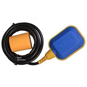 Blackt Electrotech Float Switch Sensor for Water Level Controller, ASP-M15-2