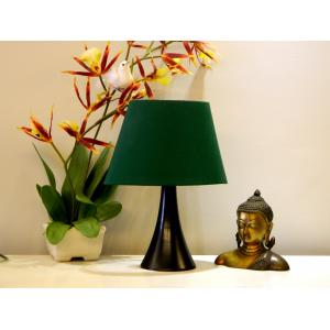 Tucasa Table Lamp with Oval Shade, LG-298, Weight: 300 g
