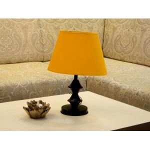 Tucasa Table Lamp with Oval Shade, LG-550, Weight: 300 g