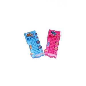 Heady Daddy Bo-Bo Train Design Pencil Boxes (Pack of 2)
