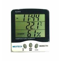 Mextech M288CTH Large Display Digital Thermo Hygrometer