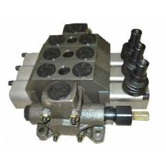 Yuken Sectional Directional Control Valve, MDS-04-01-A-4D(L)-21N