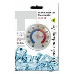 Alla-France 71700-001/F Freezer Thermometer Dail Type