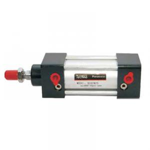 Techno 125x25mm SC Non Magnetic Double Acting Cylinder