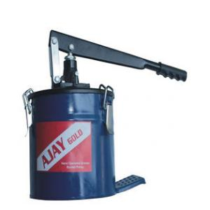 Ajay 10kg Bucket Grease Pump without Trolley