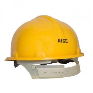 Nice Nape make Yellow Safety Helmet (Pack of 5)