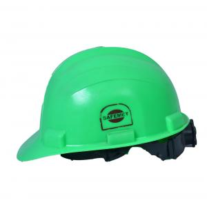 KT Green Safety Helmet with Ratchet (Pack of 5)