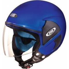 Studds CUB Blue Full Face Motorbike Helmet, Size (Large, 580 mm)