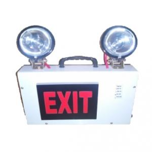 R K Electra Halogen Pure White Industrial Emergency Light