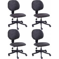 Divano Modular 005 Medium Back Executive Office Chair (Pack of 4)