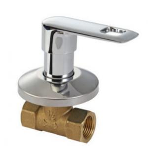 Parryware Verve 3/4 Inch Concealed Stopcock, T3912A1