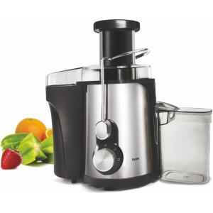 Glen 500W Black & Grey Centrifugal Juicer, GL 4019