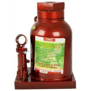 CNC Hydraulic Bottle Jack For 75 Ton Capacity