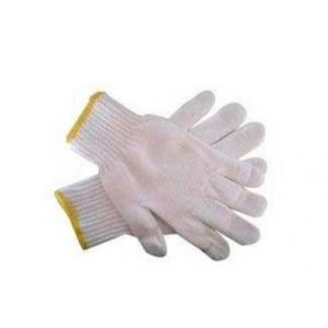 Nova Safe Cotton Knitted Hand Gloves, 35-45 g (Pack of 10)
