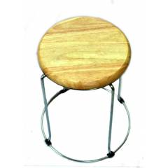 Mezonite Armless Stool