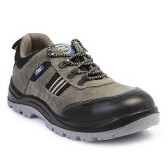 Allen Cooper AC-1156 Antistatic Steel Toe Safety Shoes, Size: 6