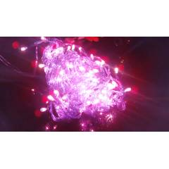 Blackberry Overseas 7m Purple Decorative RICE LED Light (Pack of 5)