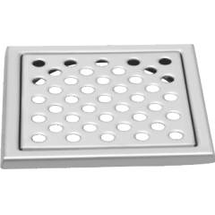 Addmore 100x100mm SS Square Jali, JL-18