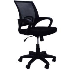 Regent Seating Collection Black Net Voom Chair
