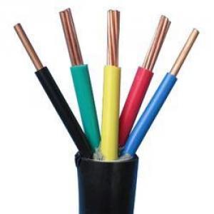 RISTACAB 16 Sqmm 5 Core 100m Black PVC Flexible Industrial Cables