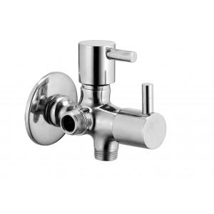 Marine 4 Inch Vital 2 in 1 Angle Faucet