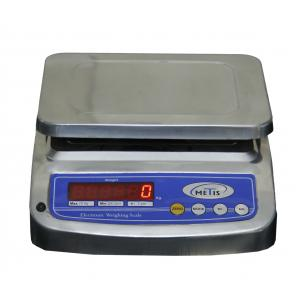 Metis Stainless Steel Counter Weighing Machine, Weighing Capacity: 10 kg