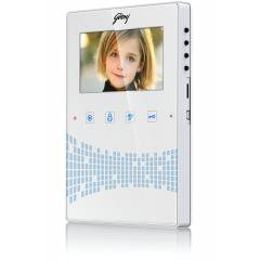Godrej SeeThru ST Lite 4.3 SEVD 9010 High resolution Hands Free Video Door Phone
