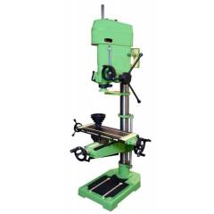 SMS 25mm Drilling Cum Milling Machine with Accessory
